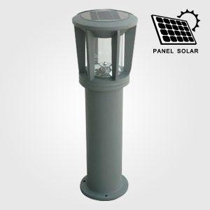 BOLARDO LED SOLAR 3801
