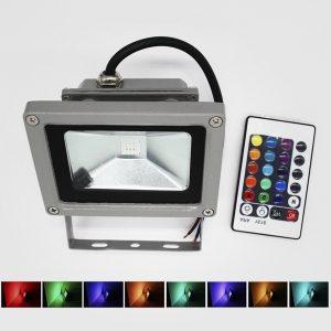 Reflector LED 10W 20W 30W 50W RGB