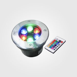 Empotrable LED 5W RGB Multicolor