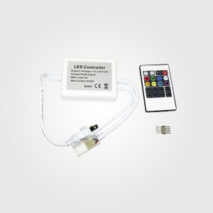 Controlador RF para manguera LED