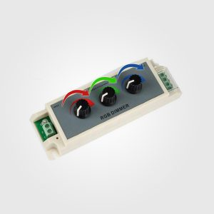 Control LED Dimmer Rgb para Cintas LED