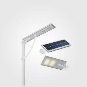 Lampara LED Solar de Calle