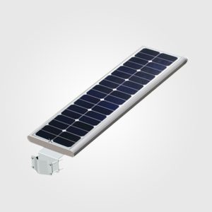 Lampara LED Solar de Calle 40W