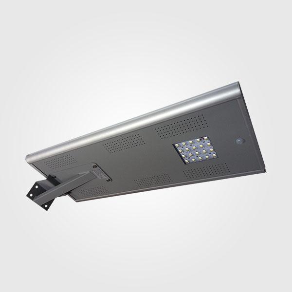Lampara LED Solar Calle 20w