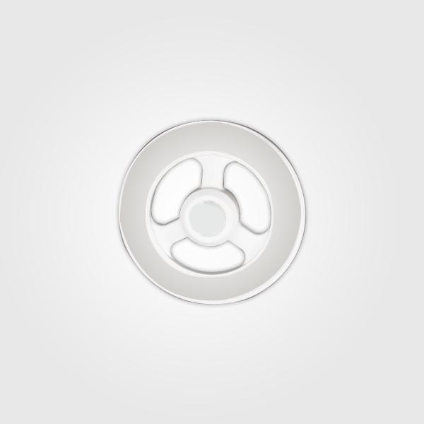 Bombillo LED Circular 10W