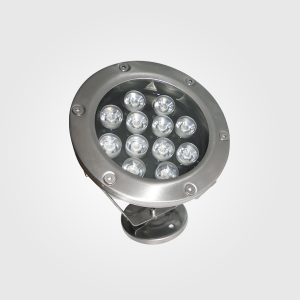 Lampara LED para fuente 12W RGB