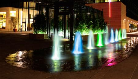 Fuente de iluminación LED