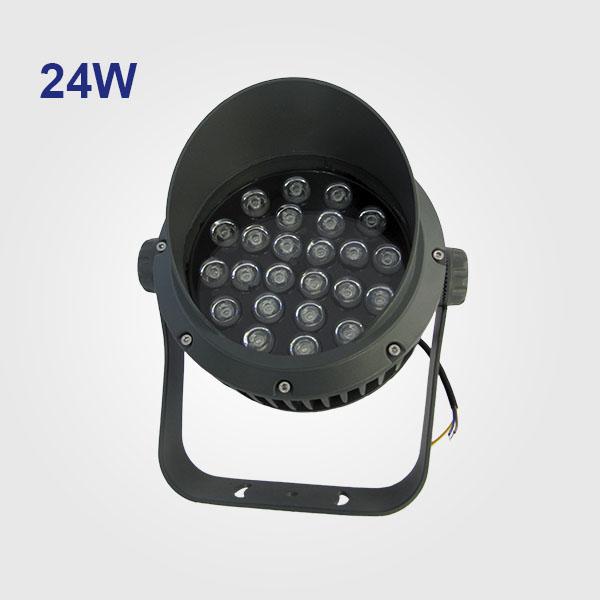 reflector led 12W 72W RGB