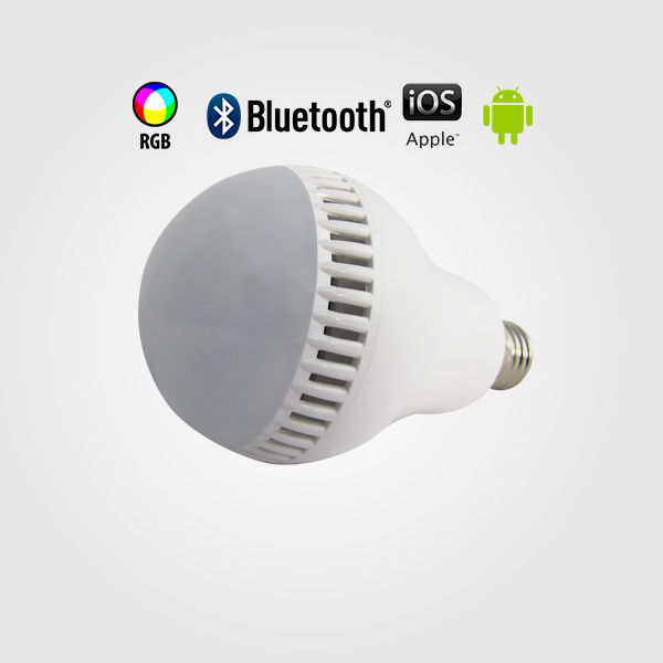 Bombillo Bulbo LED Inteligente 4W