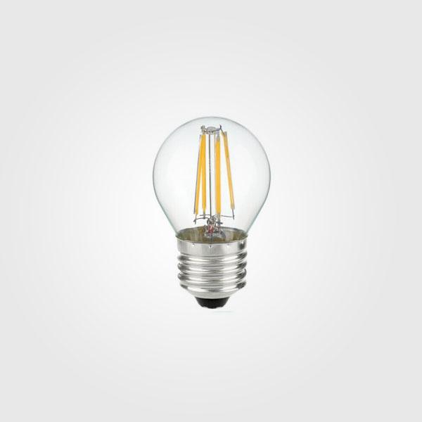 BULBOS LED DE FILAMENTOS 4W TIPO G45