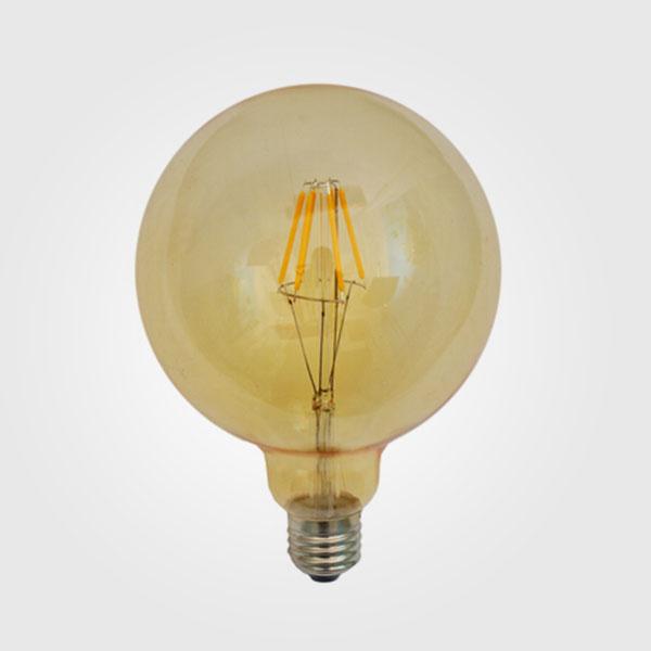 BULBOS LED de FILAMENTOS 8W Tipo Globo