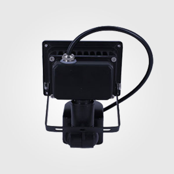 reflectores led 10w con sensor