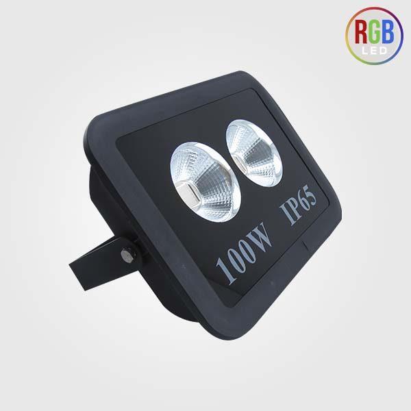 reflectores led cob 100w