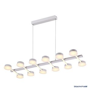 LAMPARAS DECORATIVAS COLGANTE 108W
