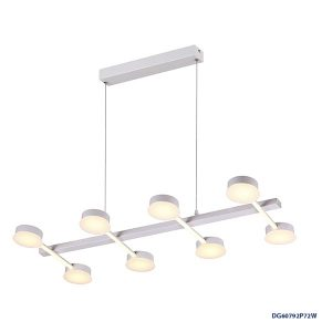 LAMPARAS DECORATIVAS COLGANTE 72W