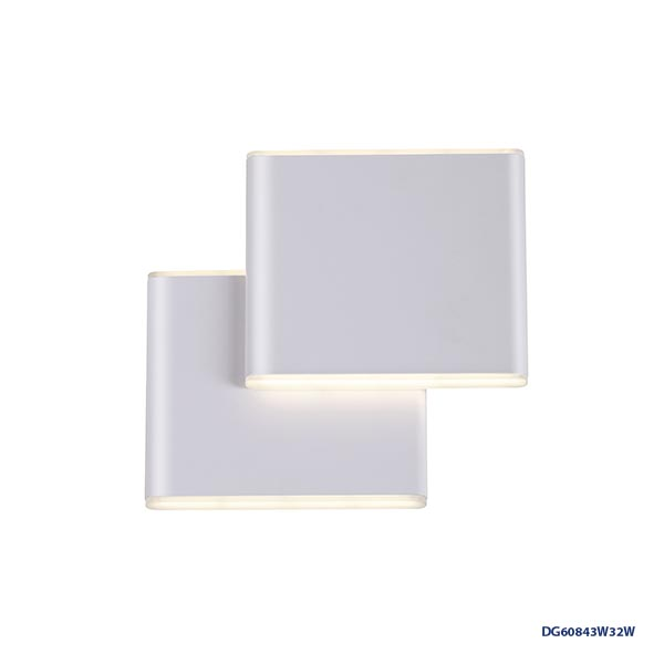 LAMPARAS DECORATIVAS DE PARED 32W