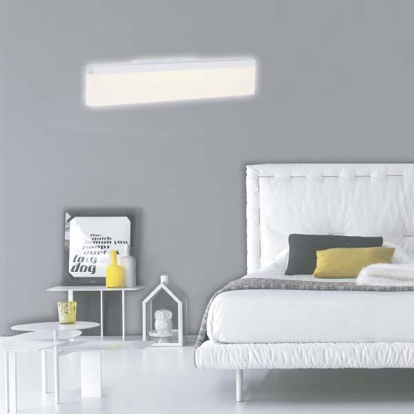 LAMPARAS LED DECORATIVAS DE PARED 24W
