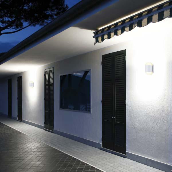 LAMPARAS LED DECORATIVAS DE PARED 2x3W