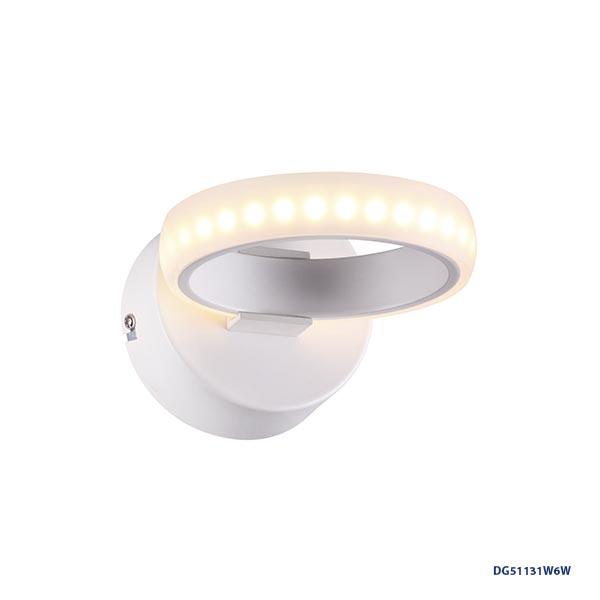 LAMPARAS LED DECORATIVAS DE PARED 6W