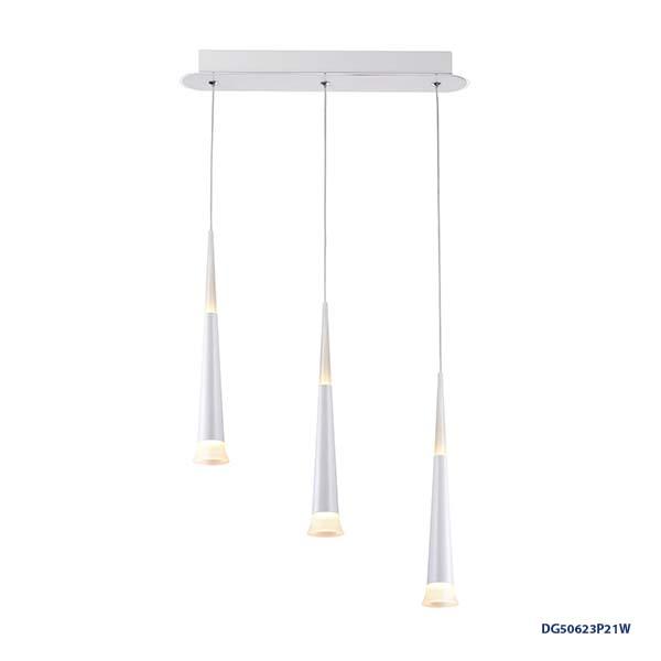 LAMPARAS LED DECORATIVAS COLGANTE 21W