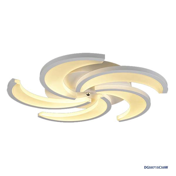 LAMPARAS LED DECORATIVAS DE SUPERFICIE 50W