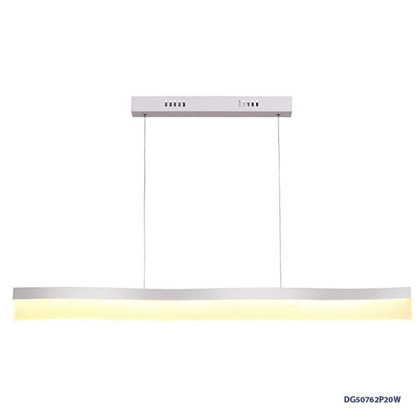 LAMPARAS LED DECORATIVAS COLGANTE 20W