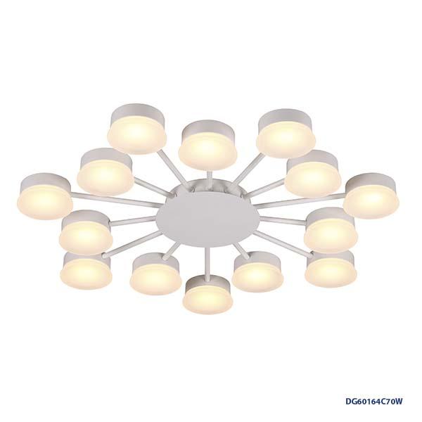 LAMPARAS LED DECORATIVAS DE SUPERFICIE 70W