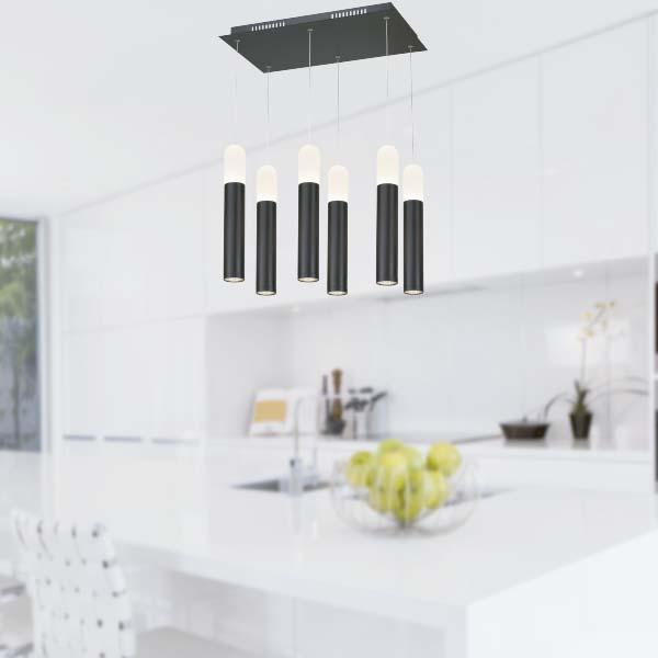 LAMPARAS LED DECORATIVAS COLGANTE 60W