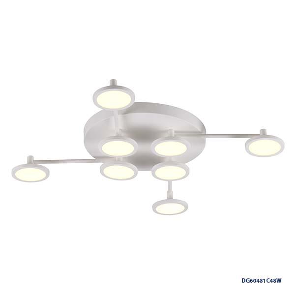 LAMPARAS LED DECORATIVAS DE SUPERFICIE 48W