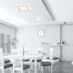 LAMPARAS LED DECORATIVAS DE SUPERFICIE 30W
