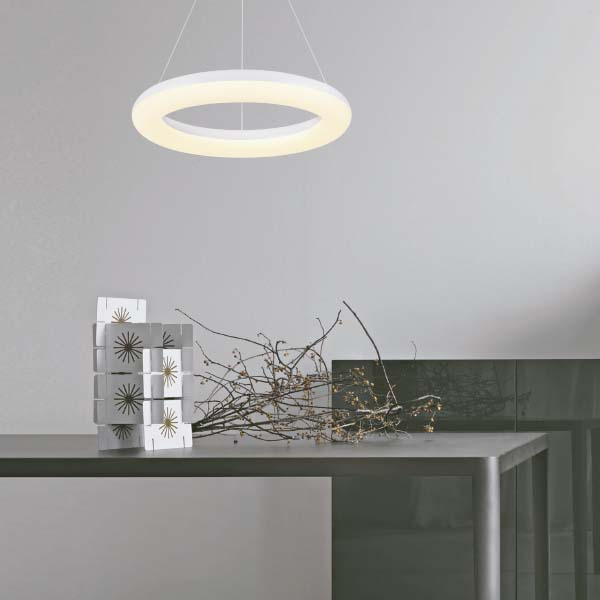 LAMPARAS LED DECORATIVAS COLGANTE 48W