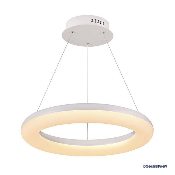 LAMPARAS LED DECORATIVAS COLGANTE 84W