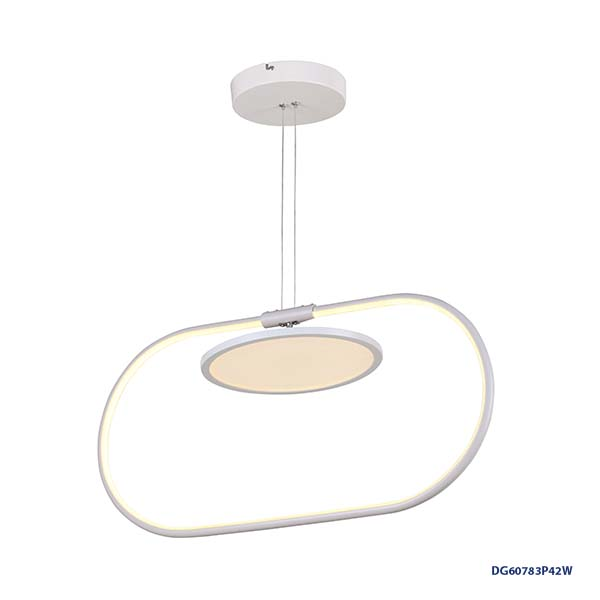 LAMPARAS LED DECORATIVAS COLGANTE 42W
