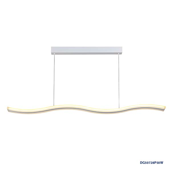LAMPARAS LED DECORATIVAS COLGANTE 50W