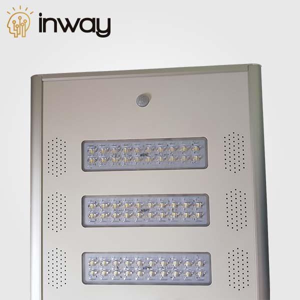 Lampara LED Solares de Calle 60W