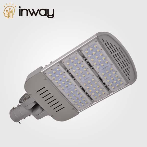 lamparas led de calle 150W con fotocelda