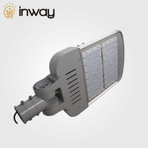 lamparas led de calle 100W con fotocelda