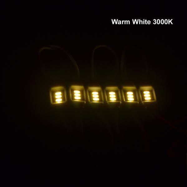 Modulos LED 0.36W IP65