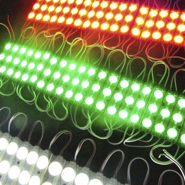 MODULOS LED 1 5W VERDE
