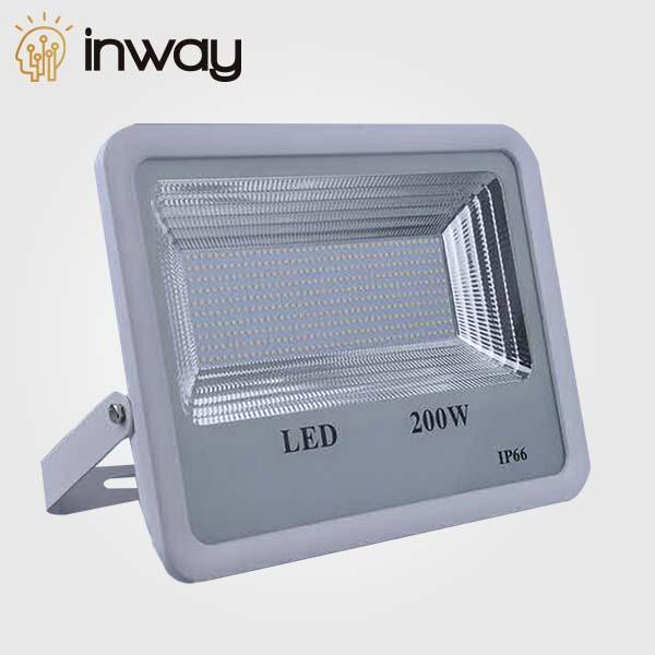 REFLECTORES LED SMD SLIM 200W