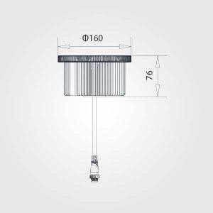 Modulos LED M15B 60w-80w