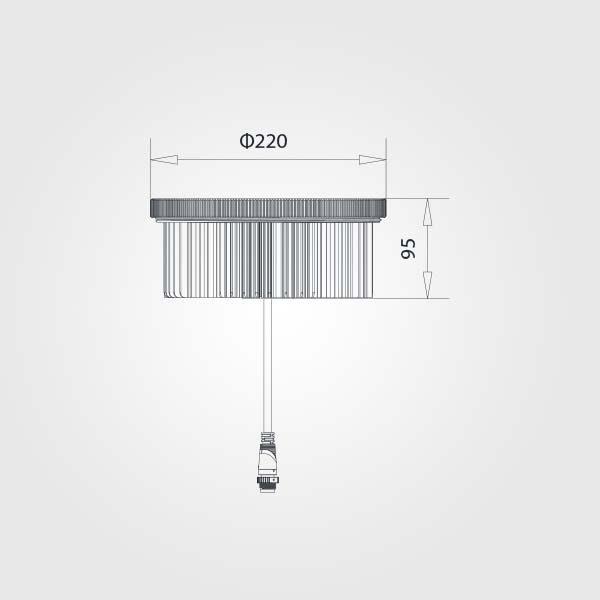 MODULOS LED M15C 50W-150W