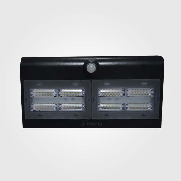 Lamparas LED Solar de Pared 6.8W