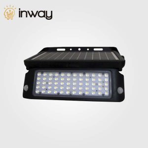 Reflectores LED SMD 10W con Panel Solar