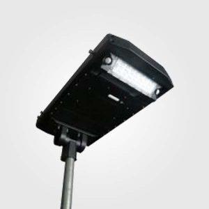 Lamparas LED Solar de Calle 40W