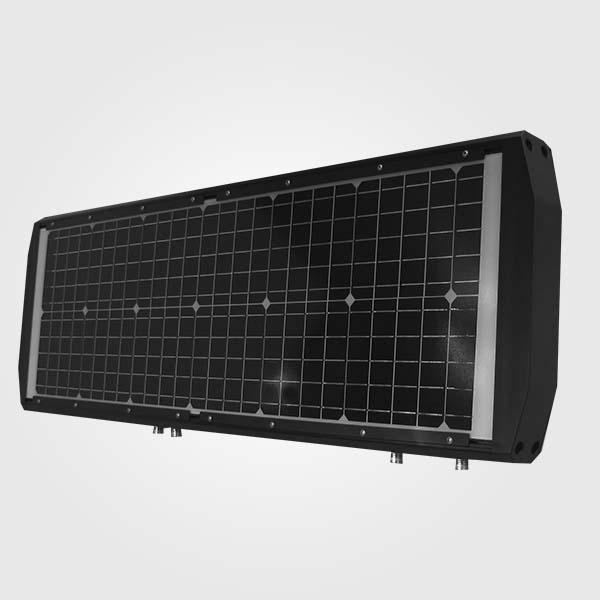 LAMPARAS LED SOLAR DE CALLE 80W