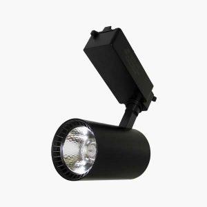 Tracklight LED 20W Negra