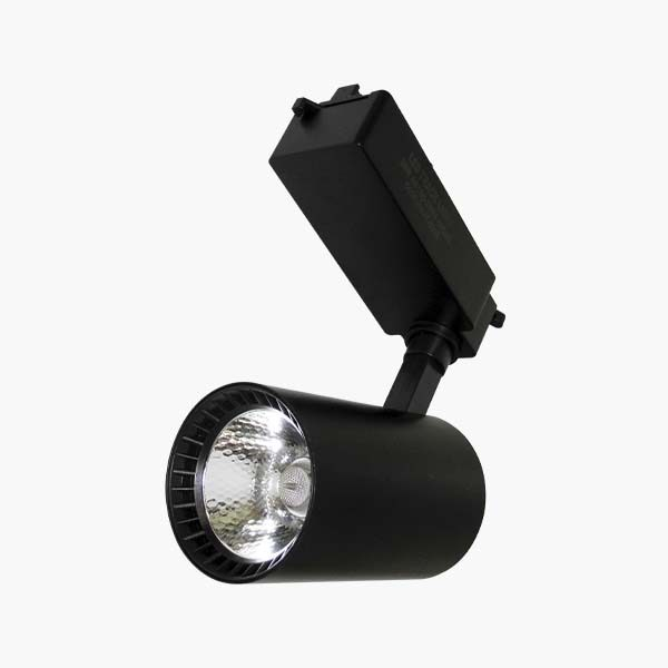 Tracklight LED 20W Negra